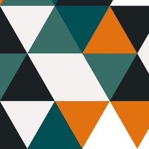triangle_moss & orange