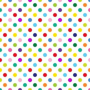 Polly - Spots/White (M)