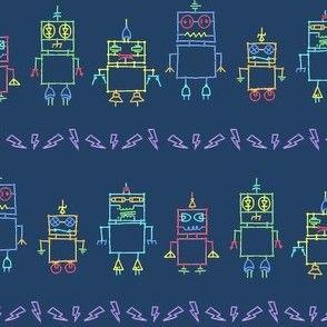 the Distant Future (Slate Blue)