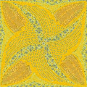 spindots afrikans sunflower