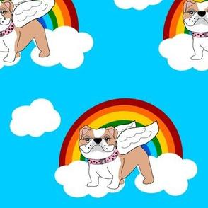All Bulldogs go to Heaven