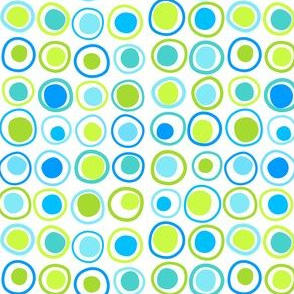Wonky Dots Cool