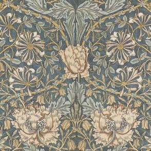 William Morris ~ Honeysuckle