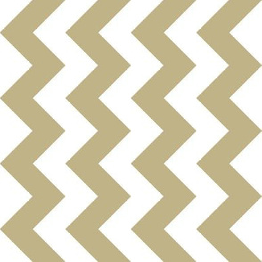 Chevron Railroaded Khaki