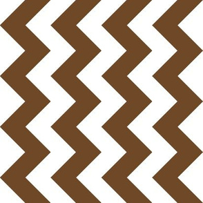 chevron Railroaded Chocolate