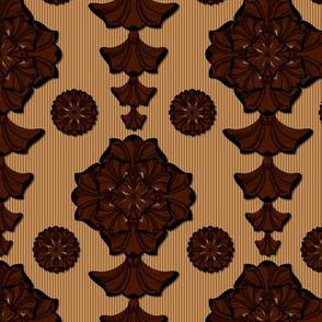 glorius_damask_chocolate_caramel