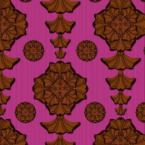 glorius_damask_chocolate_raspberry