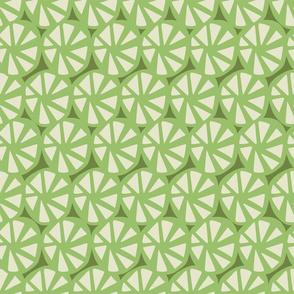 wheels green