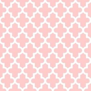 Light Pink Moroccan