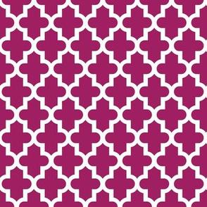 Berry Purple Moroccan