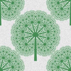 FanLinens - Green