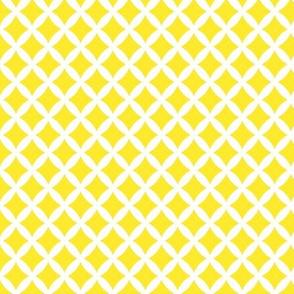 Yellow Modern Diamonds