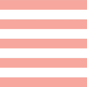 Pink Wide Stripes