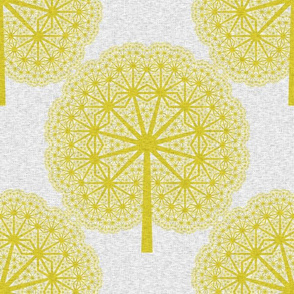 FanLinens - Yellow