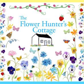 The Flower Hunter's Cottage Quilt