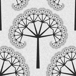 TreeLinens - Black