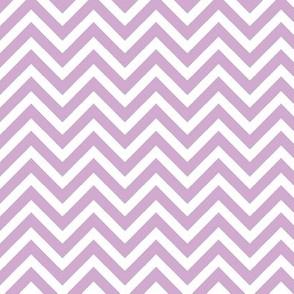 Lilac Purple Chevron