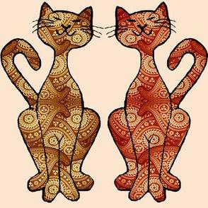paisley kitties big
