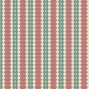 Christmas Striping
