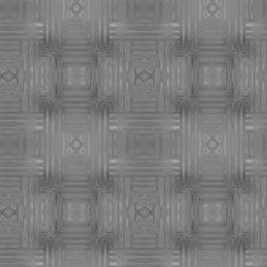 Grey Fractal Weave Small © Gingezel™ 2013