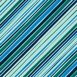 Striped Sophisticate Collection: Douglas