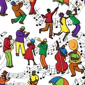 Jazzy Mystical Music Krewe
