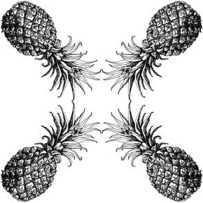 Pineapple Black