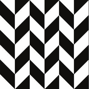 Black-White_Herringbone
