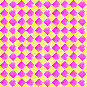 Jester Pink and Yellow