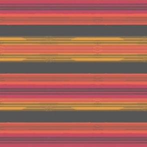 Desert Sunset Stripes