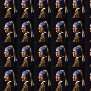 Vermeer - Girl with a Pearl Earring - 1665 (tiny)