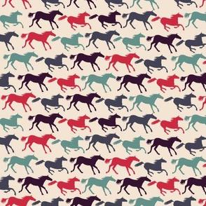 wild horses - multi - small scalle