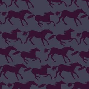 wild horses - deep purple