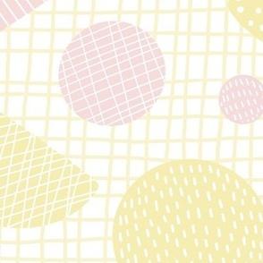 Bird and Branch - beige