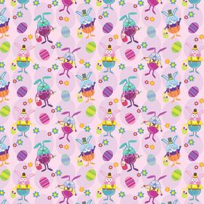 Rabbit Tales Pink