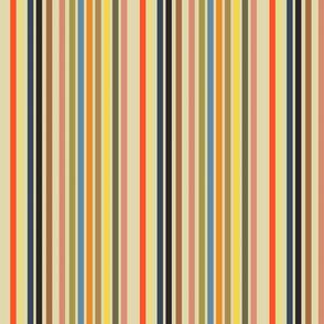 Toulouse Lautrec Posters Companion Stripe