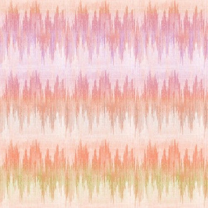 Dawn Light Ikat
