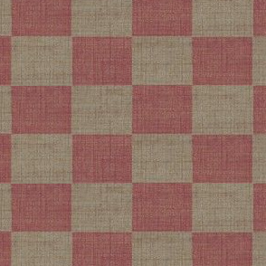 check mates - Rose and Taupe