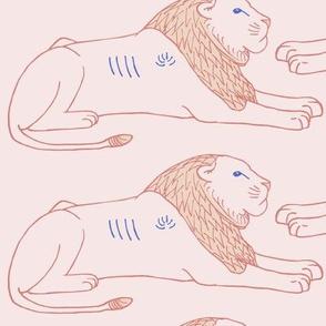 Lions of the Horizon