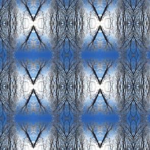 Winter Navajo Rug