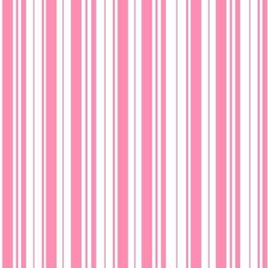 Pretty Pink Stripes