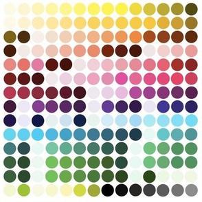 Polka Dot Palette
