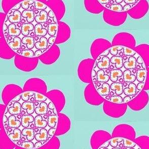 Flower &hearts