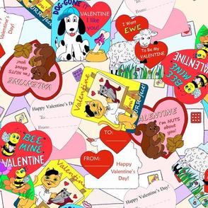 Kiddie Valentines