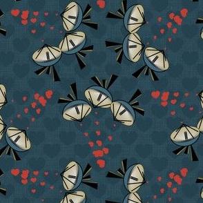 Little radar hearts
