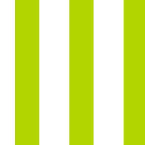 Cabana Stripe Kiwi