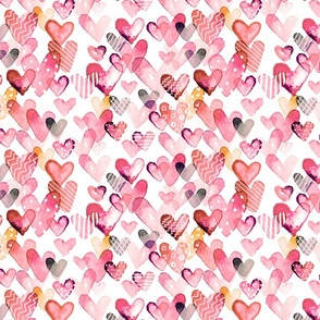 I Heart You in Rose