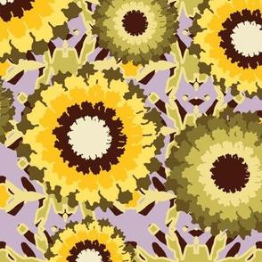 Urchin Paradise Lilac