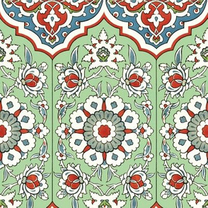 Persian wall decor