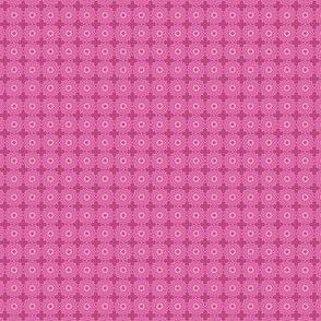 Ditsy Pink Flower